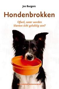 hondenbrokken - boek